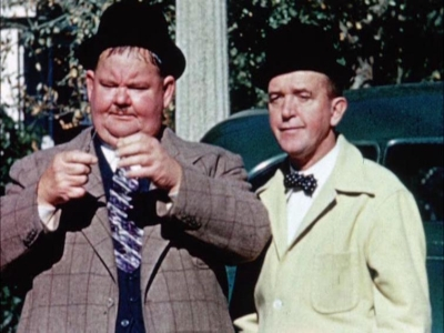 Laurel and Hardy Central - The Tree in a Test Tube