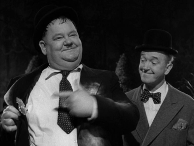 Laurel and Hardy Central - The Big Noise